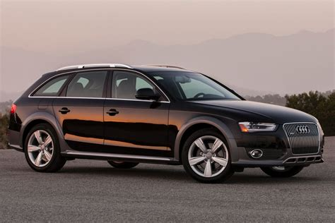 News 2015 Audi Allroad Is A Perfectly Tuned Wagon