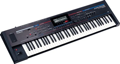 Keyboard Roland Juno Bekas world of portable keyboard 187 roland juno stage synthesizer