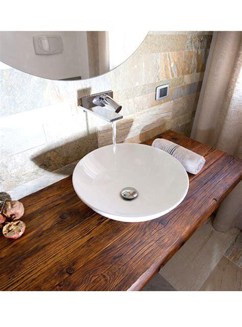 mensole per lavabo da appoggio acquista mensole e piani lavabo mensola piano