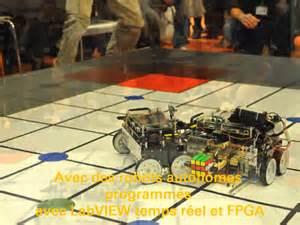 nidays 2012 coupe robotique