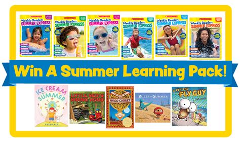 3 Pack Visa Gift Card - scholastic weekly reader summer express workbooks 100 visa gift card giveaway