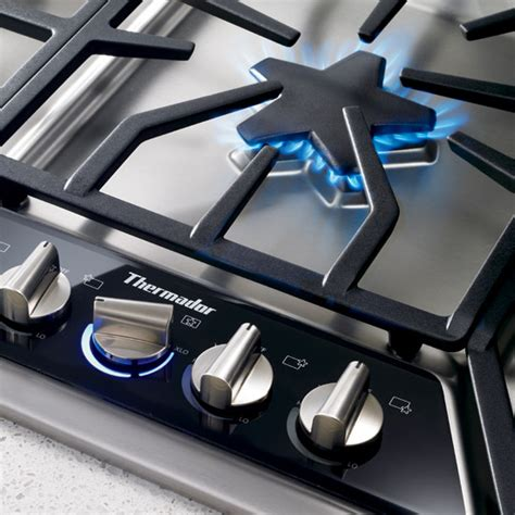 36 inch masterpiece 174 series gas cooktop sgsx365fs