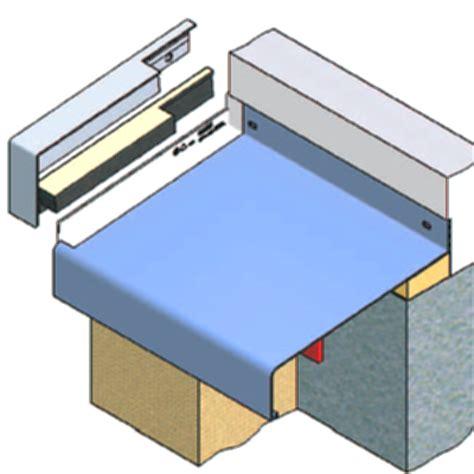 aluminium fensterbretter fensterbank aluminium tiefe 50 mm wei 223 au 223 en