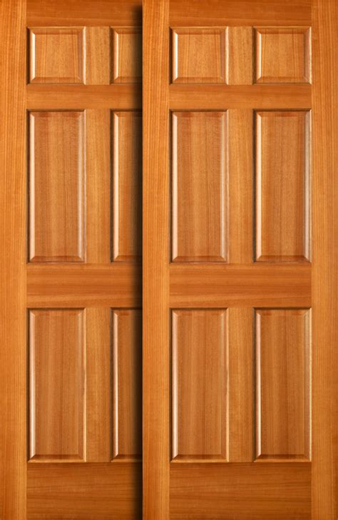 Wooden Sliding Closet Doors Bypass Doors Sliding Door Pocket Doors