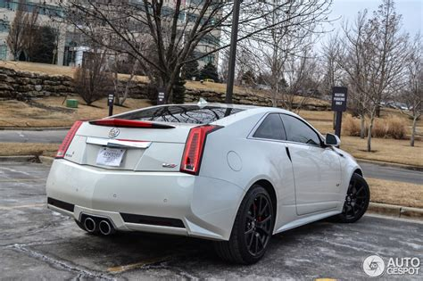 cadillac 2014 cts v coupe cadillac cts v coup 233 13 march 2014 autogespot