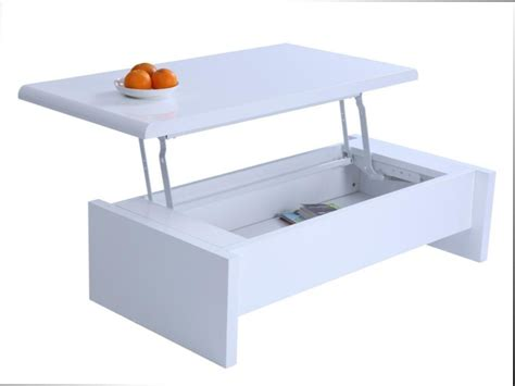 table qui se leve table qui se leve table basse avec plateau qui se leve