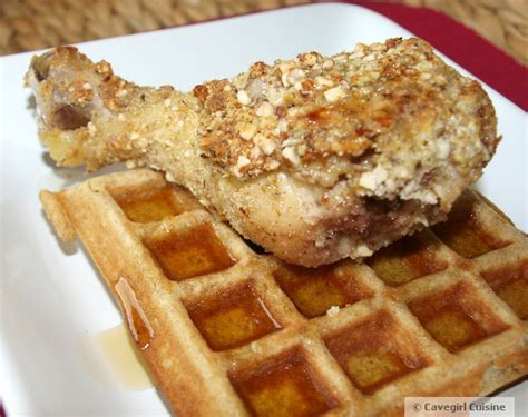 paleo recipes cavegirl cuisine paleo chicken and waffles paleo gluten free