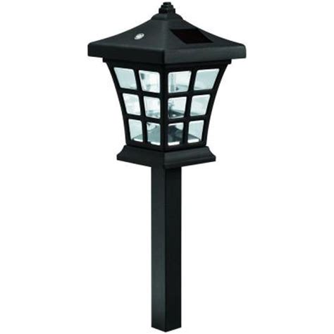 solar lights home depot westinghouse venture solar path light set 6 326203