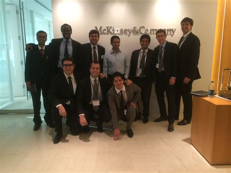 Mba Houston Tx by Tuck School Of Business Career Treks Energy In Houston Tx