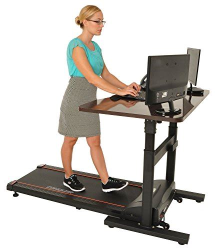automatic stand up desk conquer electric treadmill standing walking desk