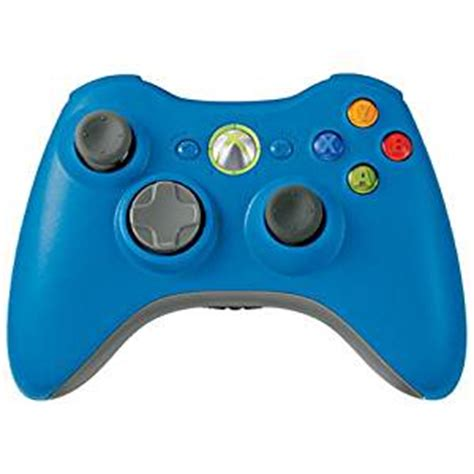 Gamepad Gameshock Single Getar Blue xbox 360 wireless controller blue artist not provided