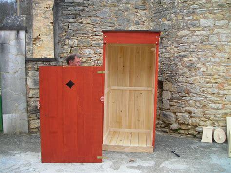 toilette seche fabrication toilettes s 232 ches en kit complet pour l ext 233 rieur
