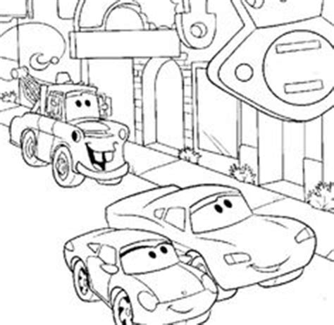 cars sally coloring page cars sally carrera coloring page freebies pinterest