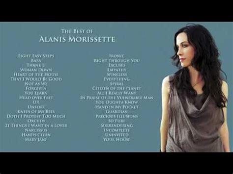 best alanis morissette songs alanis morissette the best of alanis morissette 38