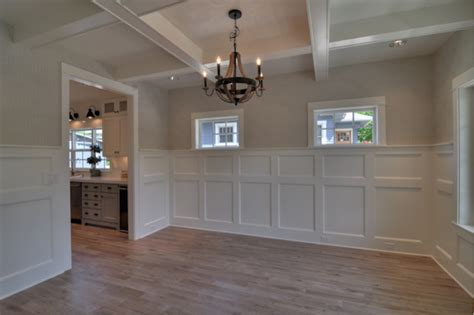 coffered wall looking wine barrel chandelier look portland
