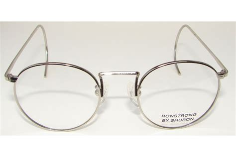 shuron ronstrong w cable temples eyeglasses free shipping