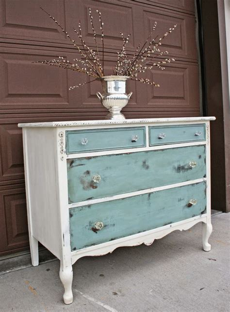 diy chalk paint distressed furniture 17 best ideas about white distressed furniture on