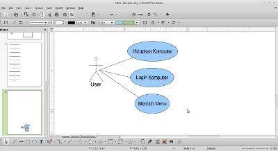 membuat uml di android membuat diagram uml dengan libreoffice draw panduan blankon