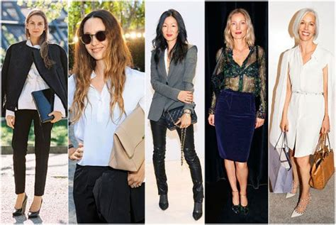 update style for women in there late 40s comment s habiller selon son 226 ge et son physique
