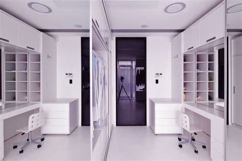 dressing room design modern romanian apartment design ideas interior design