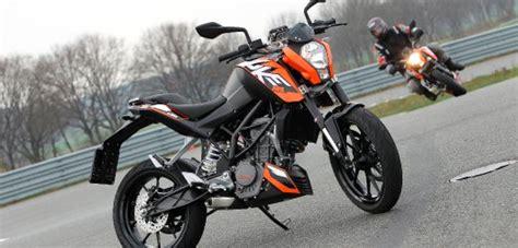 Versicherung Motorrad 80ccm by Ktm 125 Duke Ein Motorrad F 252 R Die Generation