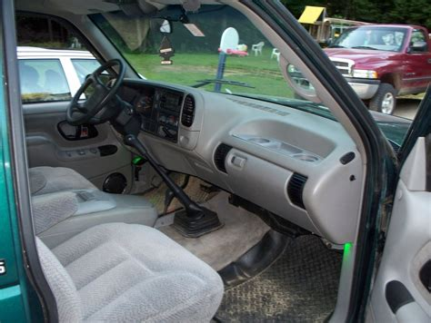 99 Chevy Tahoe Interior by 1995chevyhoe 1995 Chevrolet Tahoe Specs Photos
