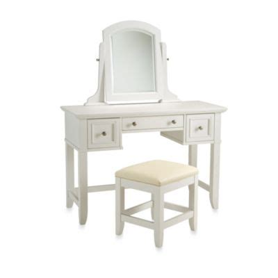 Bed Bath And Beyond Vanity Table Buy Vanity Bench Set From Bed Bath Beyond