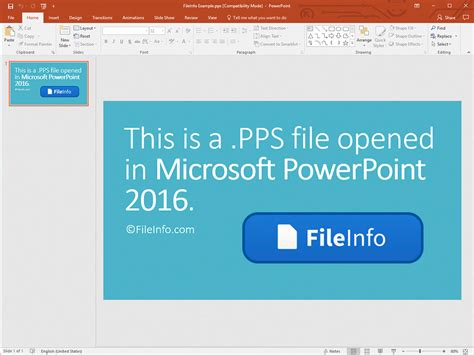 pps file extension what is a pps file and how do i open it