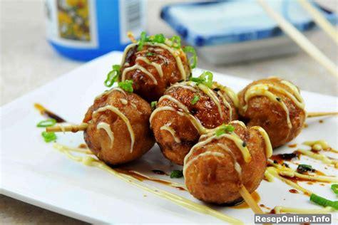 langkah membuat takoyaki resep takoyaki original ala jepang asli dan enak
