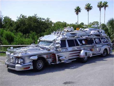 alien mercedes benz  scrap part limousine  sale
