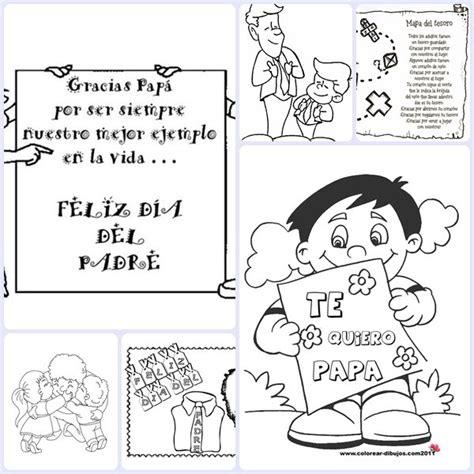 decorar al gusto en ingles 6 dibujos para el d 237 a del padre pequeocio