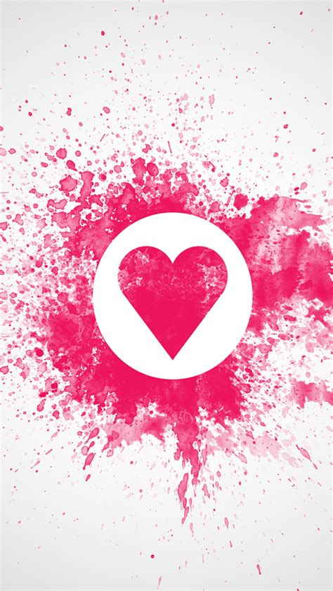 wallpaper for iphone valentine love heart wallpapers free download valentines day love