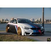 Liberty Walk BMW M4  Black Di Forza BM15 L Savini