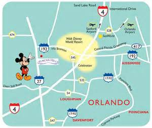 Orlando Airport Map by Orlando International Airport Address Related Keywords