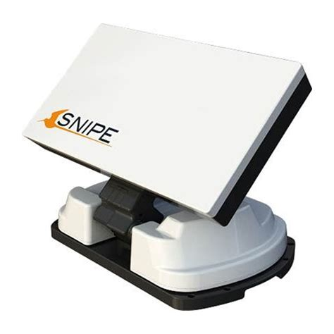 avtex selfsat snipe portable satellite tv antenna system