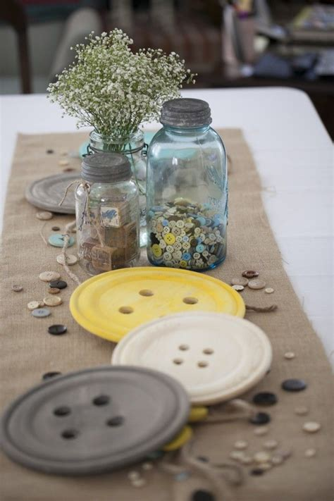 As A Button Baby Shower Ideas by Baby Shower As A Button Jars Baby Shower Themes