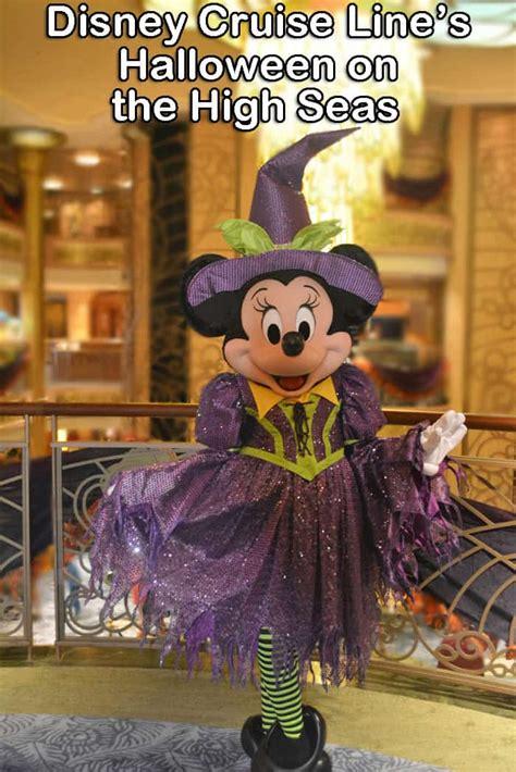 disney cruise lines halloween   high seas pirate  pixie dust destinations