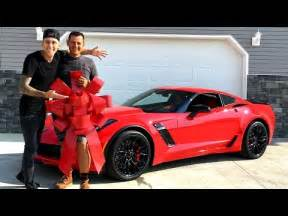 Atwood Truck Cer Parts Atwood Buys A Corvette Z06 For His S Birthday