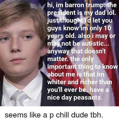 Barron Memes