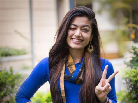 actress rashmika photos rashmika mandanna hot actress photo