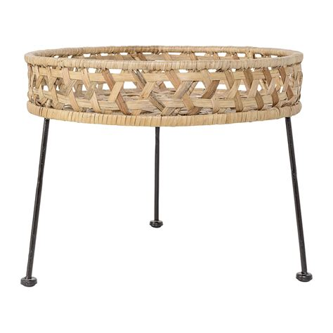 Rattan Side Table Buy Bloomingville Rattan Side Table Amara