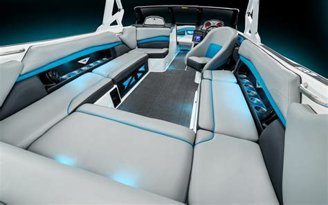 axis wake boat options underseat lighting minnesota inboard water sports