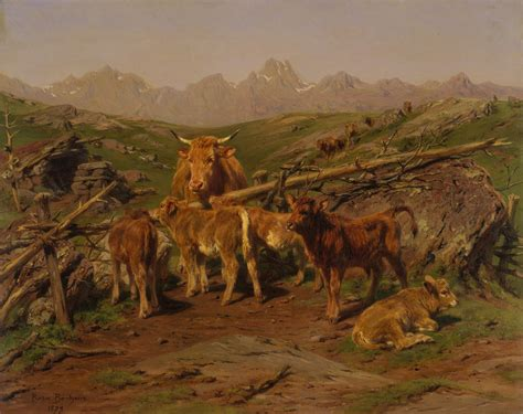 Hans Arp Artwork by File Rosa Bonheur Calves 1879 Jpg Wikimedia Commons