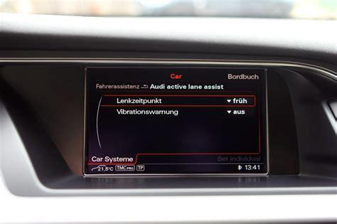 Standheizung Audi A4 Nachr Sten by Audi Assist Nachr 252 Stung Spurhalteassistent F 252 R A4 8k