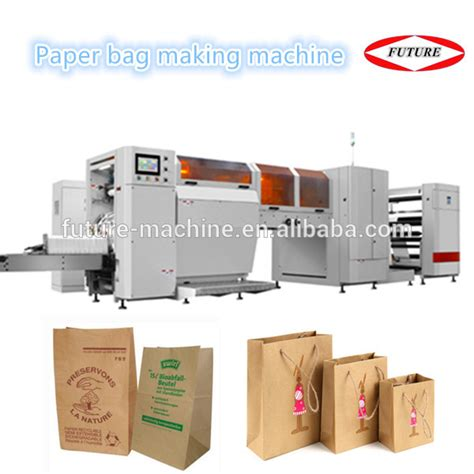 Paper Bag Machines - fq paper bag machine price buy paper bag paper
