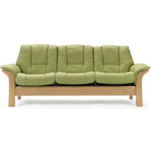 Furniture simple modern green leather sofa design with wooden frame