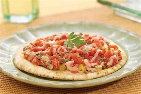 St Pita Pineaple pita pizza kidney friendly recipes davita