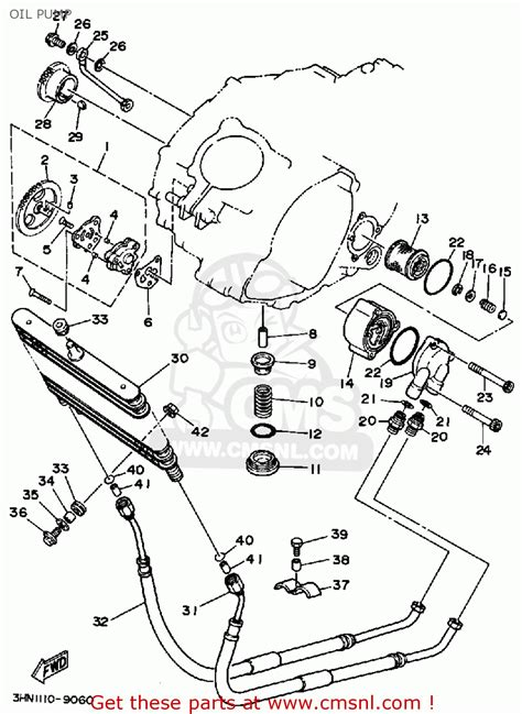 yamaha big bear  parts wiring diagram  fuse box