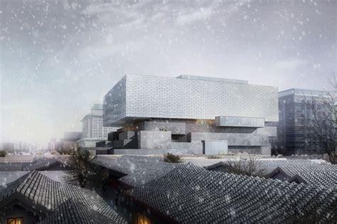 london design museum auction ole scheeren unveils plans for the guardian art center in