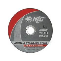 nlg cutting wheel 4 quot pisau potong besi alumunium for cut machine a41 niagamas